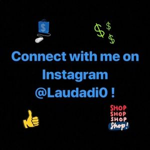 Other - Connect with me on Instagram